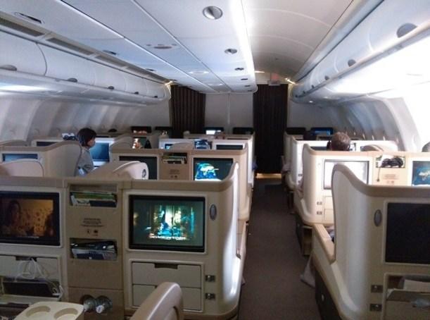 fly25 201511 Hello SQ 新航商務艙好好吃飛行好有趣
