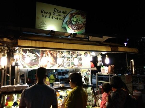 gluttonsbay06 Singapore-Gluttons Bay附帶一流新加坡美景的小吃區