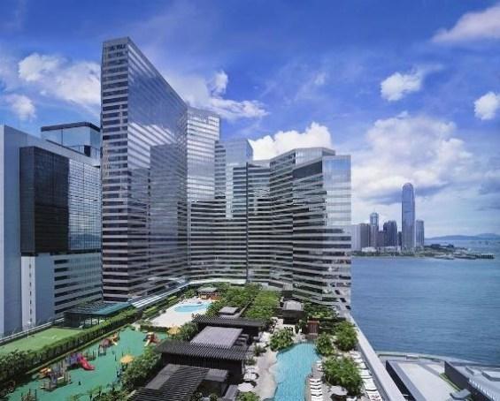 grandhyatt01 HK-Grand Hyatt舒服的飯店 五星級香港君悅酒店
