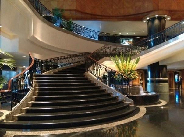 grandhyatt03 HK-Grand Hyatt舒服的飯店 五星級香港君悅酒店
