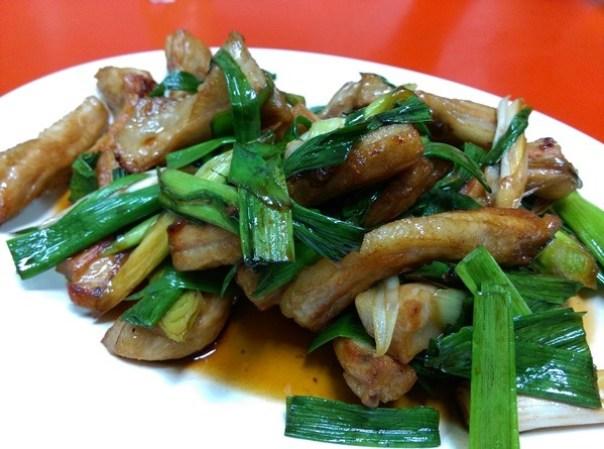holong09 後龍-後龍小吃店 後龍第一把交椅  推紅糟肉與二層肉