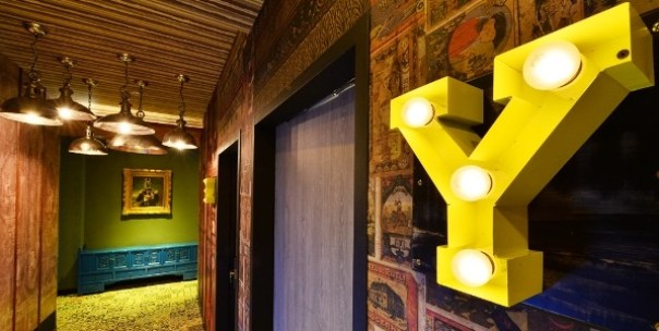 in_pic06 鹽埕-冒煙的喬 就是公寓旅店 美式復古特色旅店