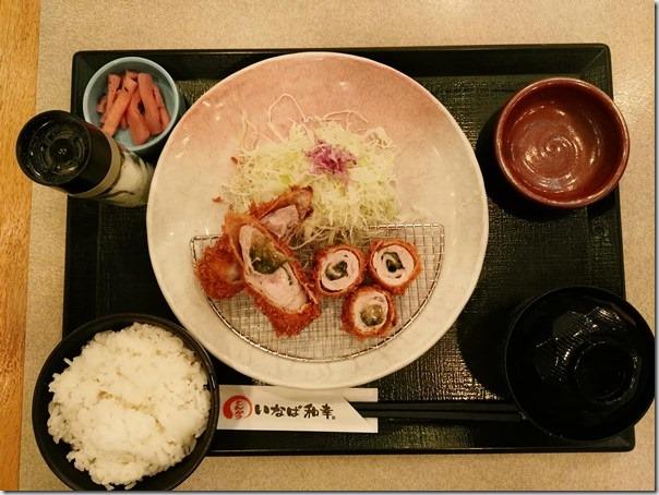 katsudon06_thumb-1 Narita Airport-成田空港T2 いなば和幸豬排 軟嫩多汁豬排捲 吃完了再出發