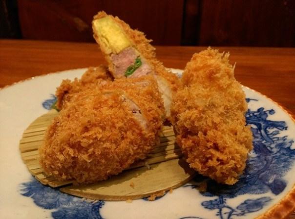 katsudon10 Tokyo-かつ吉 新丸大樓美食街超多好物 這裡的炸豬排炸物真不賴