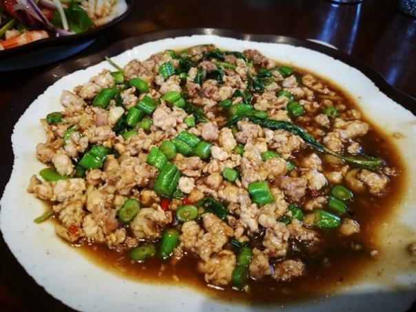 thaifood05 大園-儂翠 CP值超高的泰式料理 東西好吃搬到那裡都一樣生意興隆