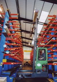 Improving warehouse operations for tube pipe  The Fabricator