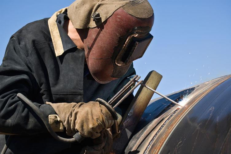 Odessa oil and the welding arc  The Fabricator