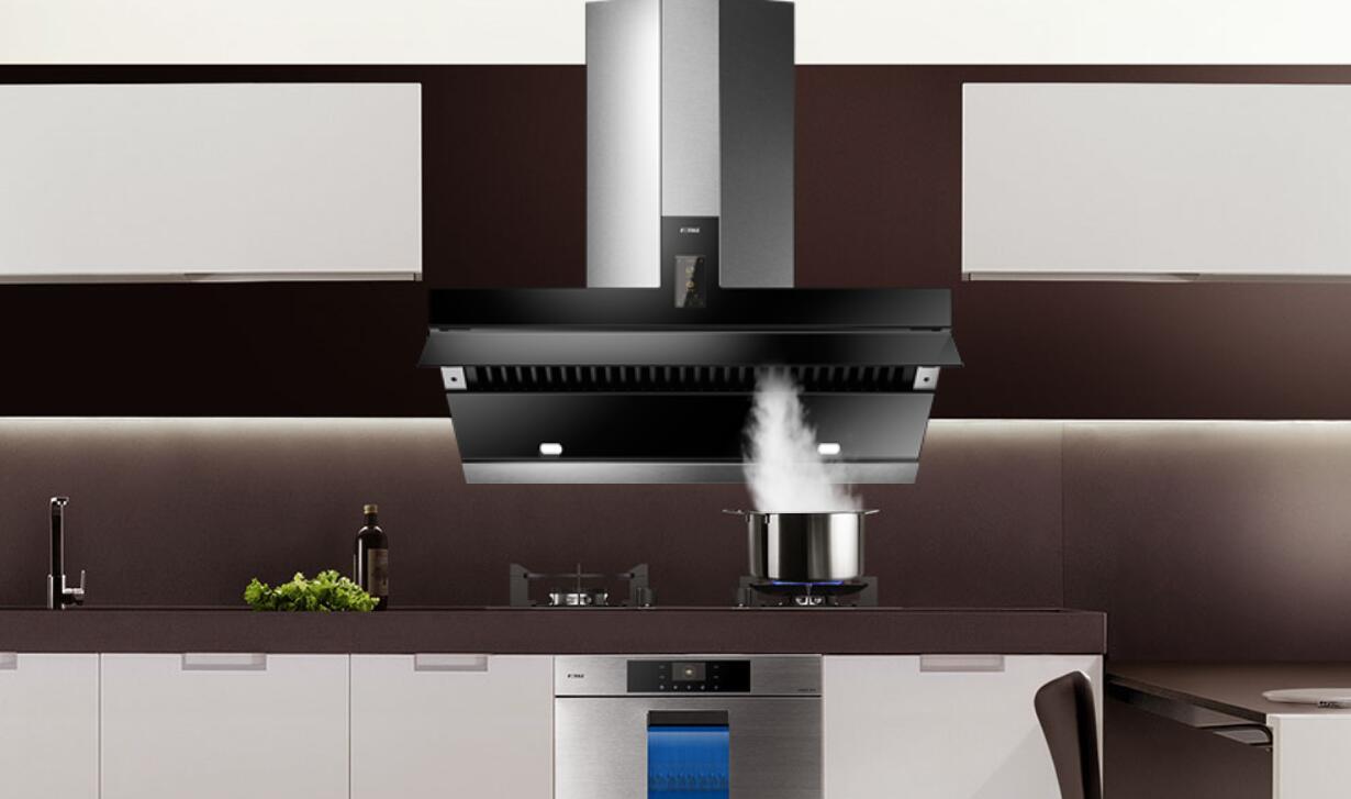 kitchen air metal table sets 拥有厨房空气的智能管家 这样的抽油烟机报价得在多少 天极网 想要拥有厨房空气的智能管家 得需要多少钱