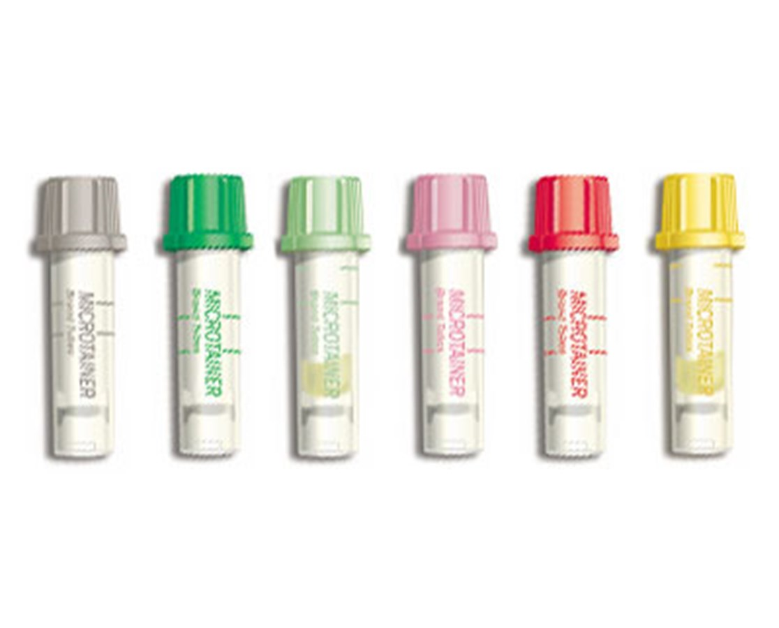 Bd Microtainer Tubes