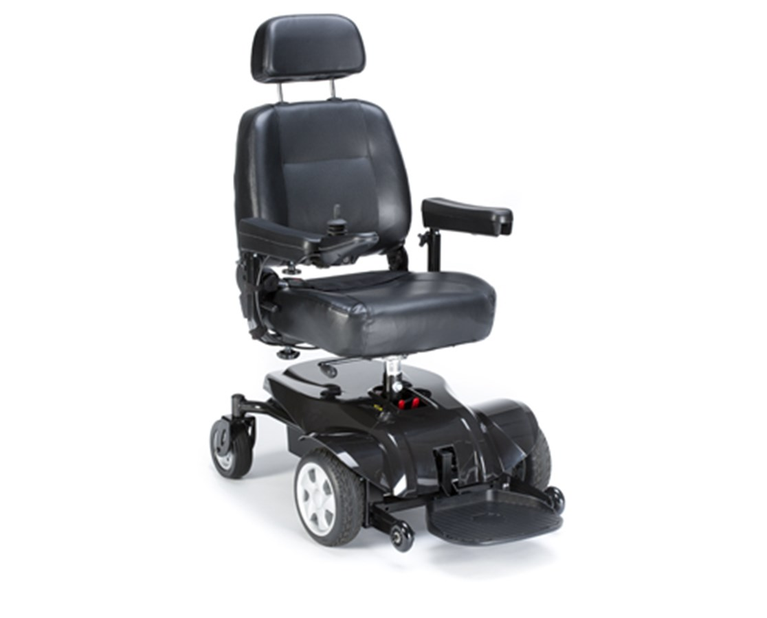 Pronto Power Chair Invacare Pronto P31 Front Wheel Drive Power Free