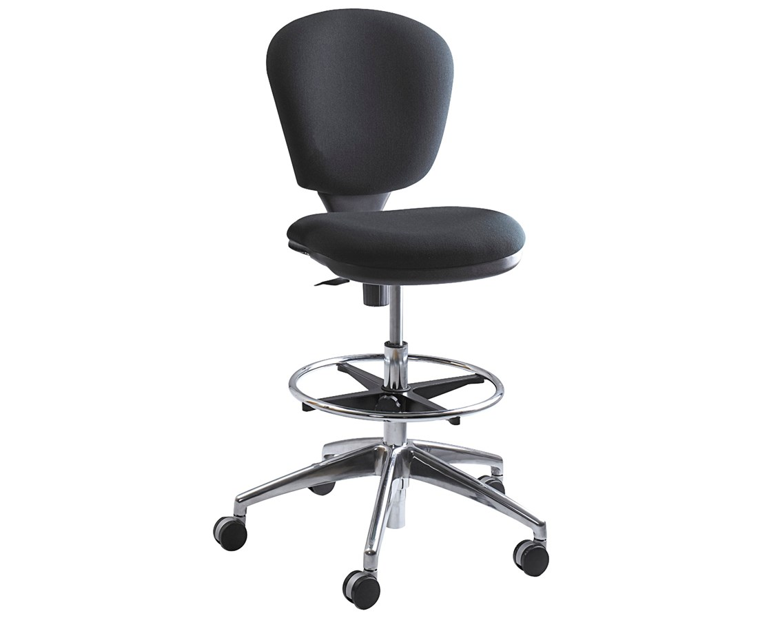 Tall Drafting Chair Safco Metro Extended Height Drafting Chair Tiger Supplies
