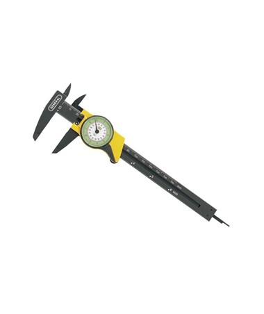 General 6-Inch Precision Swiss Dial Caliper Tiger Supplies