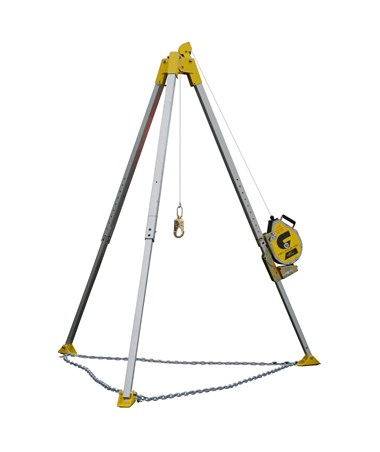 Guardian Fall Protection Arc-O-Pod System Tiger Supplies