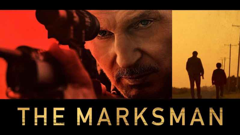Action: The Marksman (2021) [Download Full Movie]