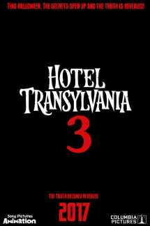 Hotel Transylvania 3 Summer Vacation 2018 - Posters