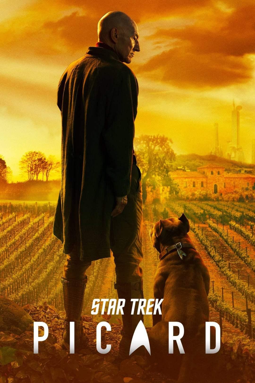 "Image result for star trek picard poster"""