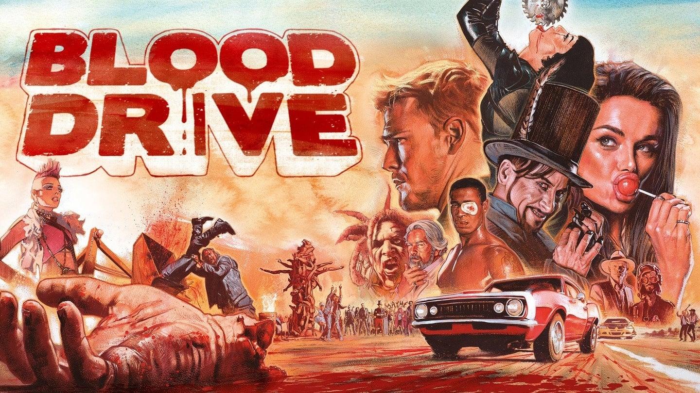 Blood Drive Serie TV 2017