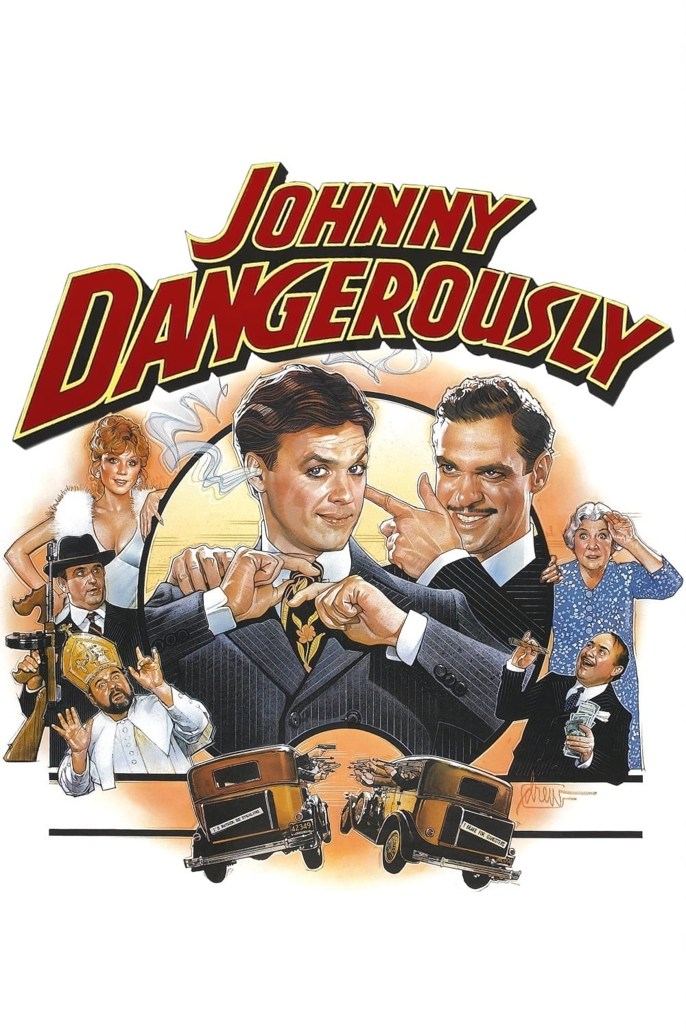 Image Johnny Dangerously