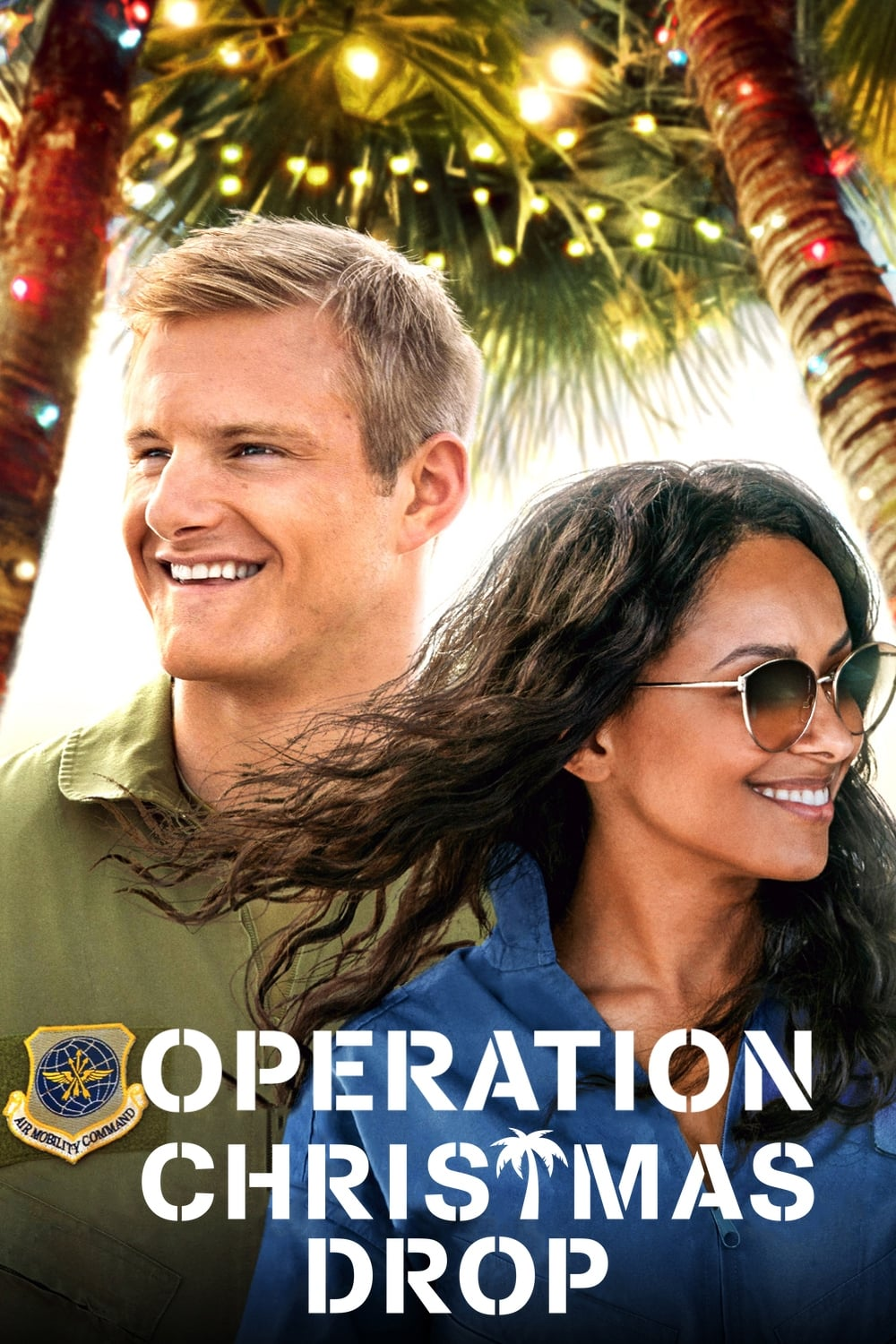 Image Operation Christmas Drop