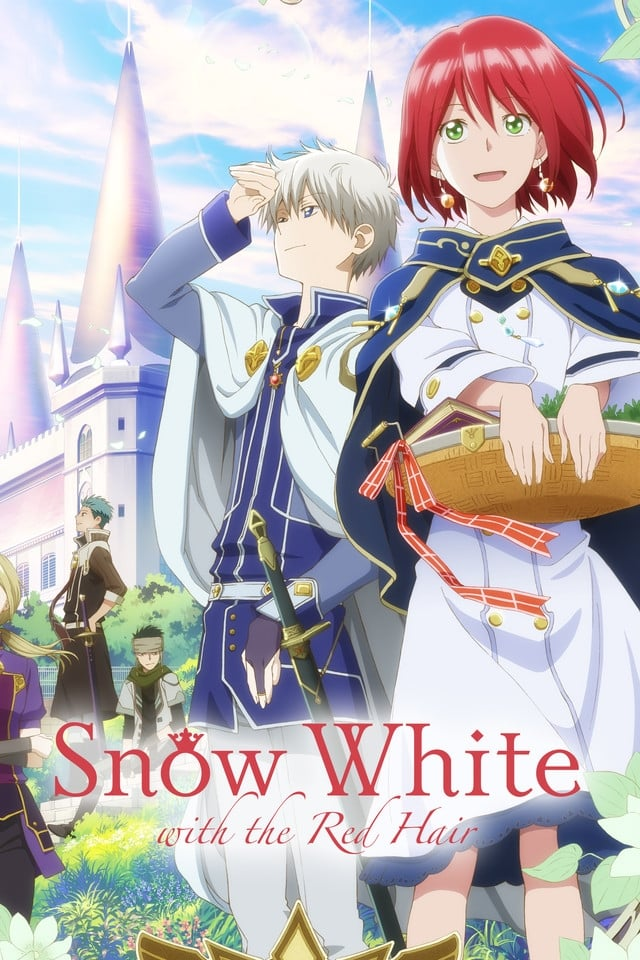 Image Snow White with the Red Hair