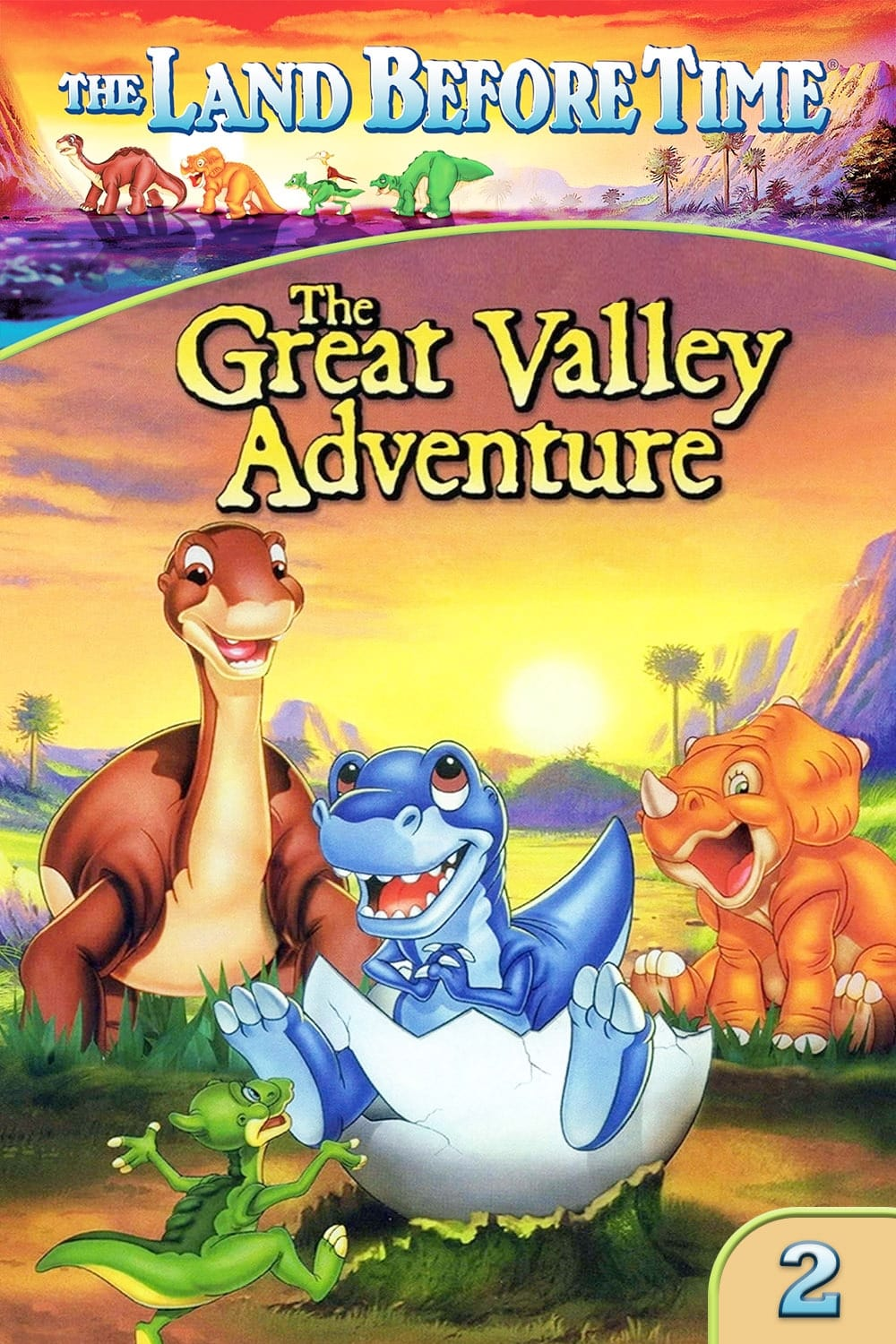 Image The Land Before Time: The Great Valley Adventure