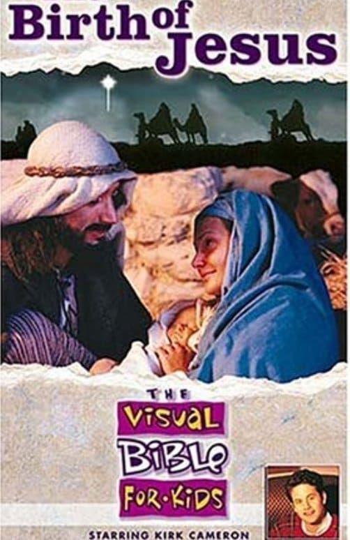 Image The Visual Bible For Kids - The Birth of Jesus