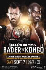 Bellator 226: Bader vs. Kongo