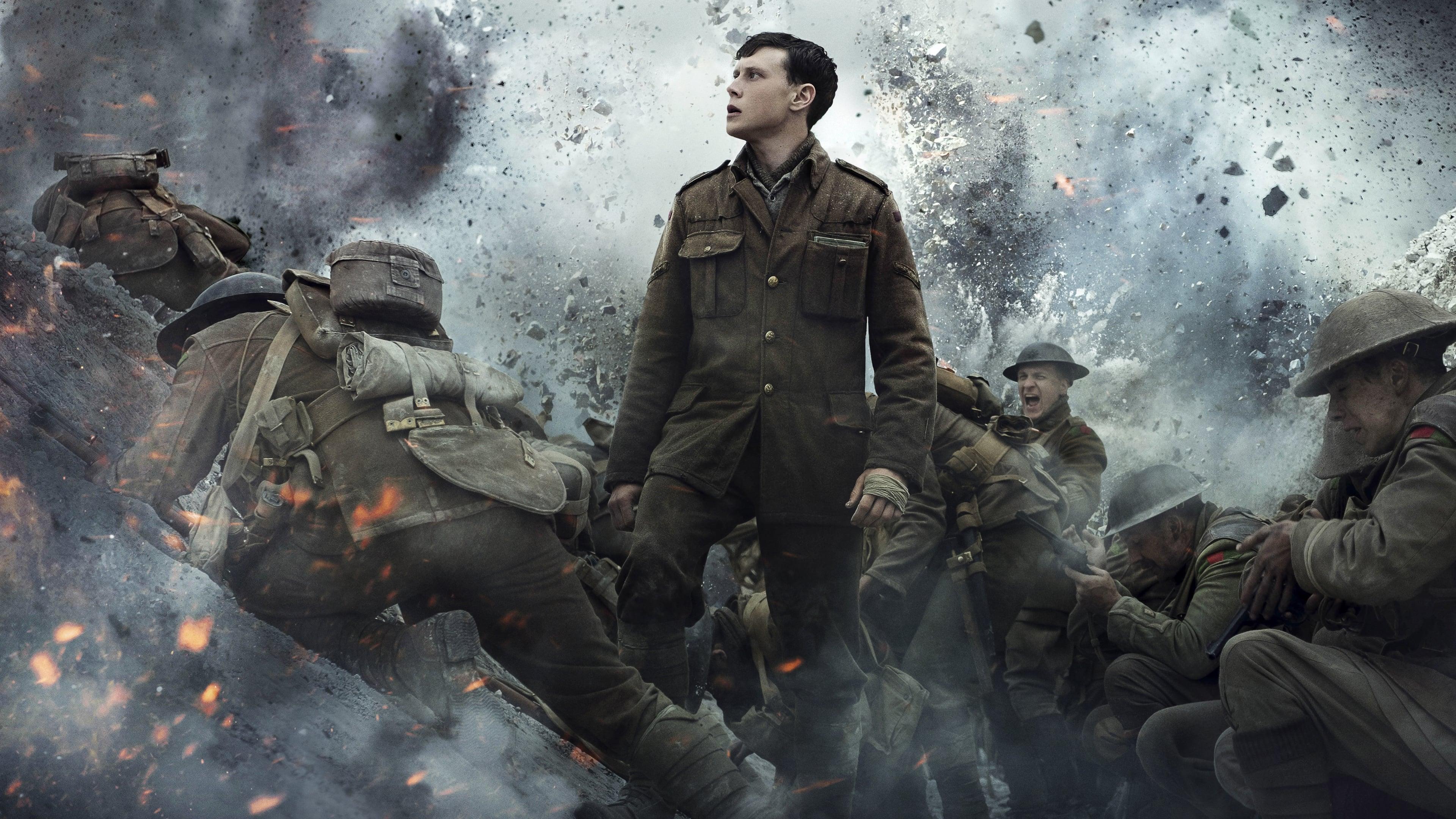 1917:逆戰救兵 - Movieffm電影線上看