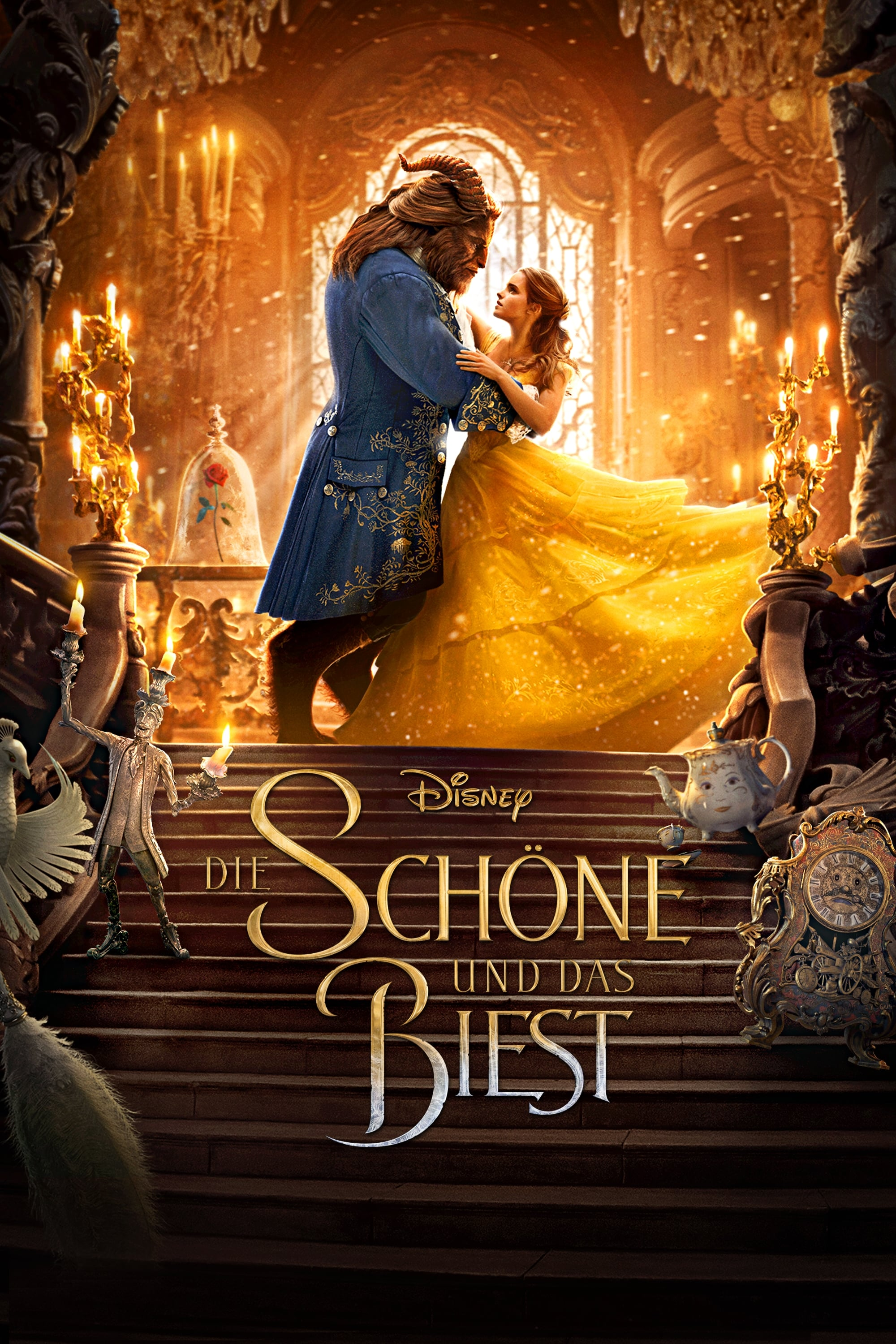 Beauty and the Beast 2017  Posters  The Movie Database TMDb