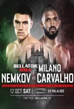 Bellator 230: Vadim Nemkov vs. Rafael Carvalho