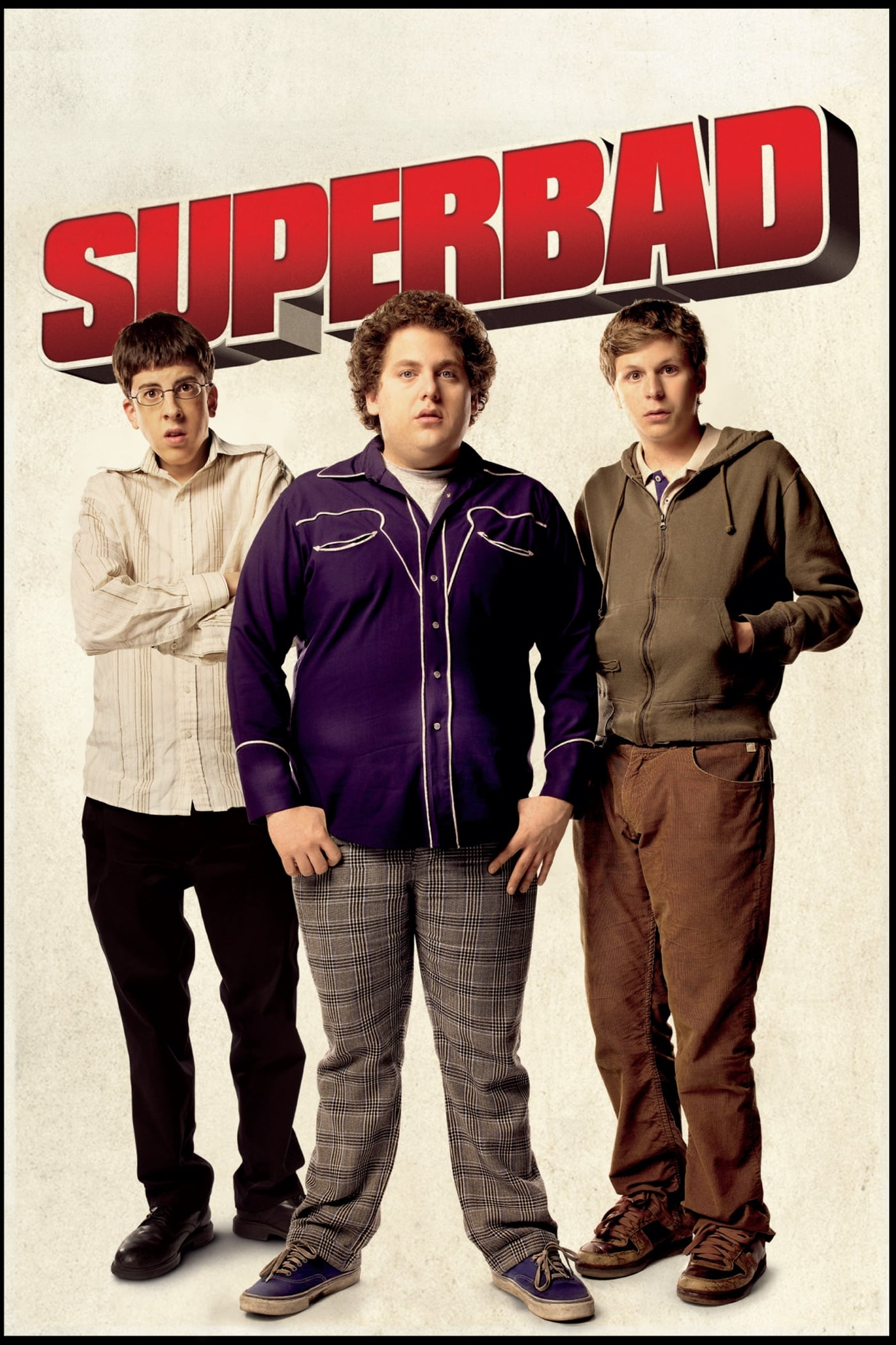 Superbad 2007  Posters  The Movie Database TMDb