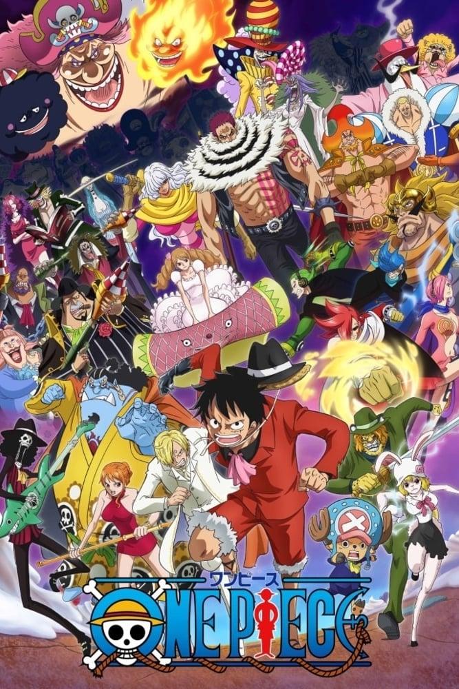 One Piece 844 Sub Indo : piece, Nonton, Anime, Piece