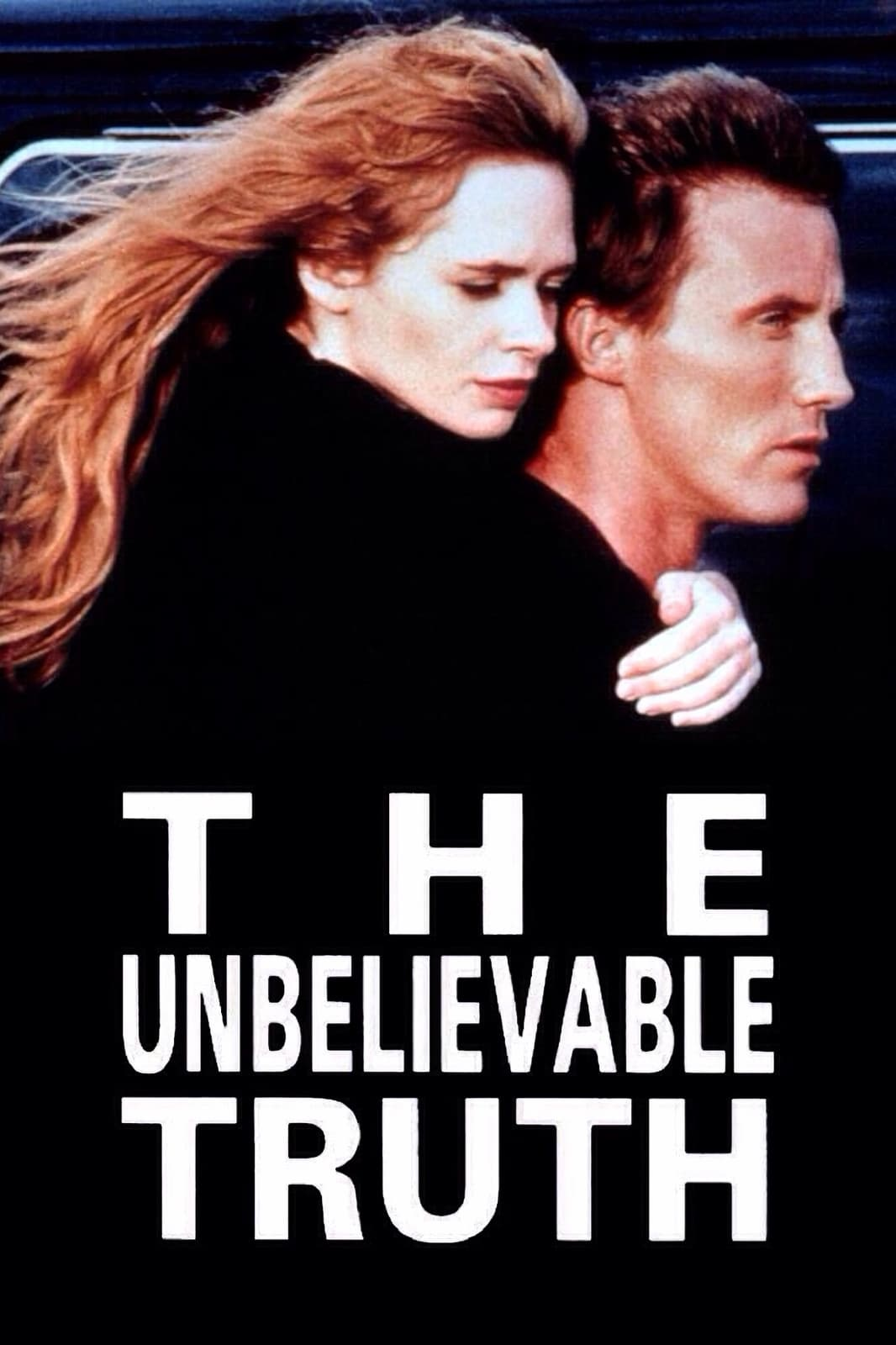 The Unbelievable Truth 1989  Posters  The Movie