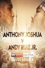 Anthony Joshua vs Andy Ruiz 2