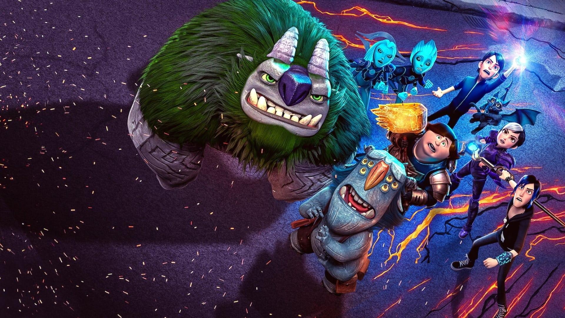 Trollhunters: El despertar de los titanes