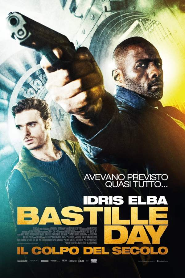 Bastille Day 2016 - Posters Movie Database Tmdb