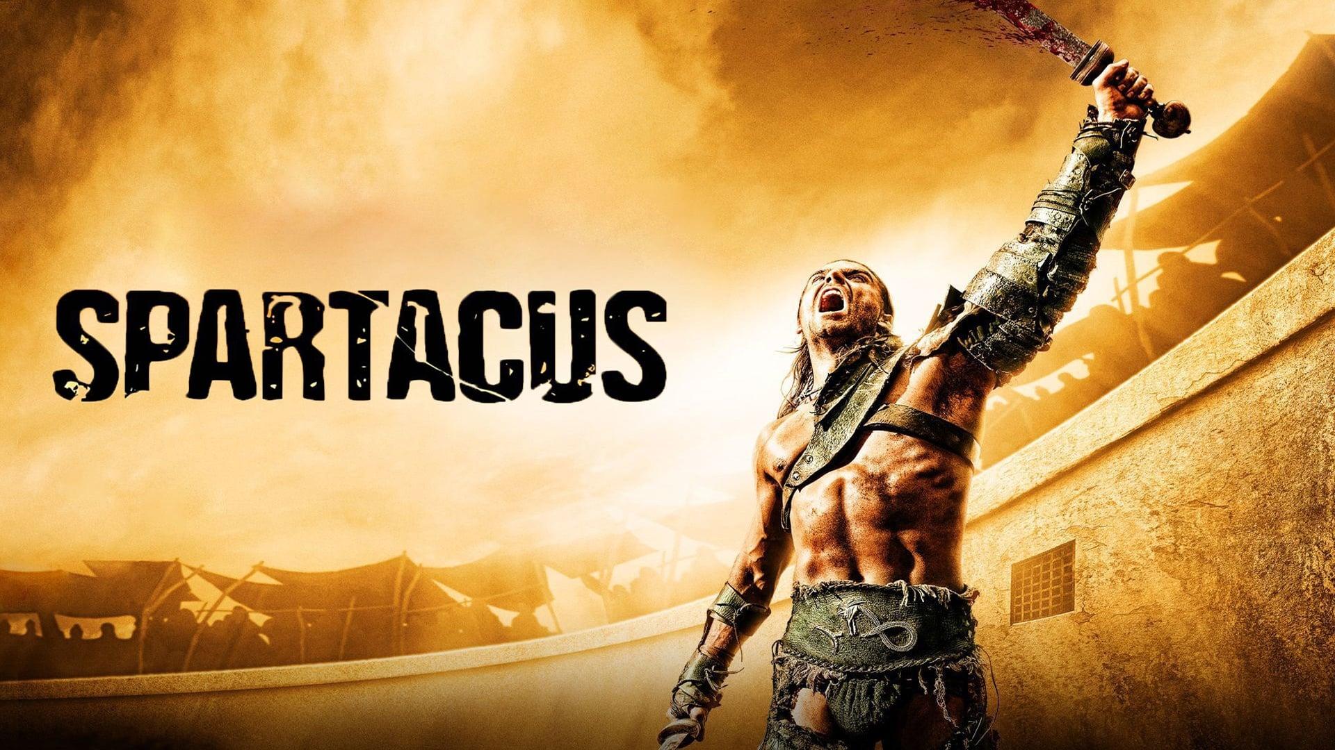 Spartacus 2010  TV Show