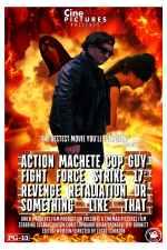 Action Machete Cop Guy Fight Force Strike 17