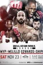 Bellator 235 - MVP vs Melillo