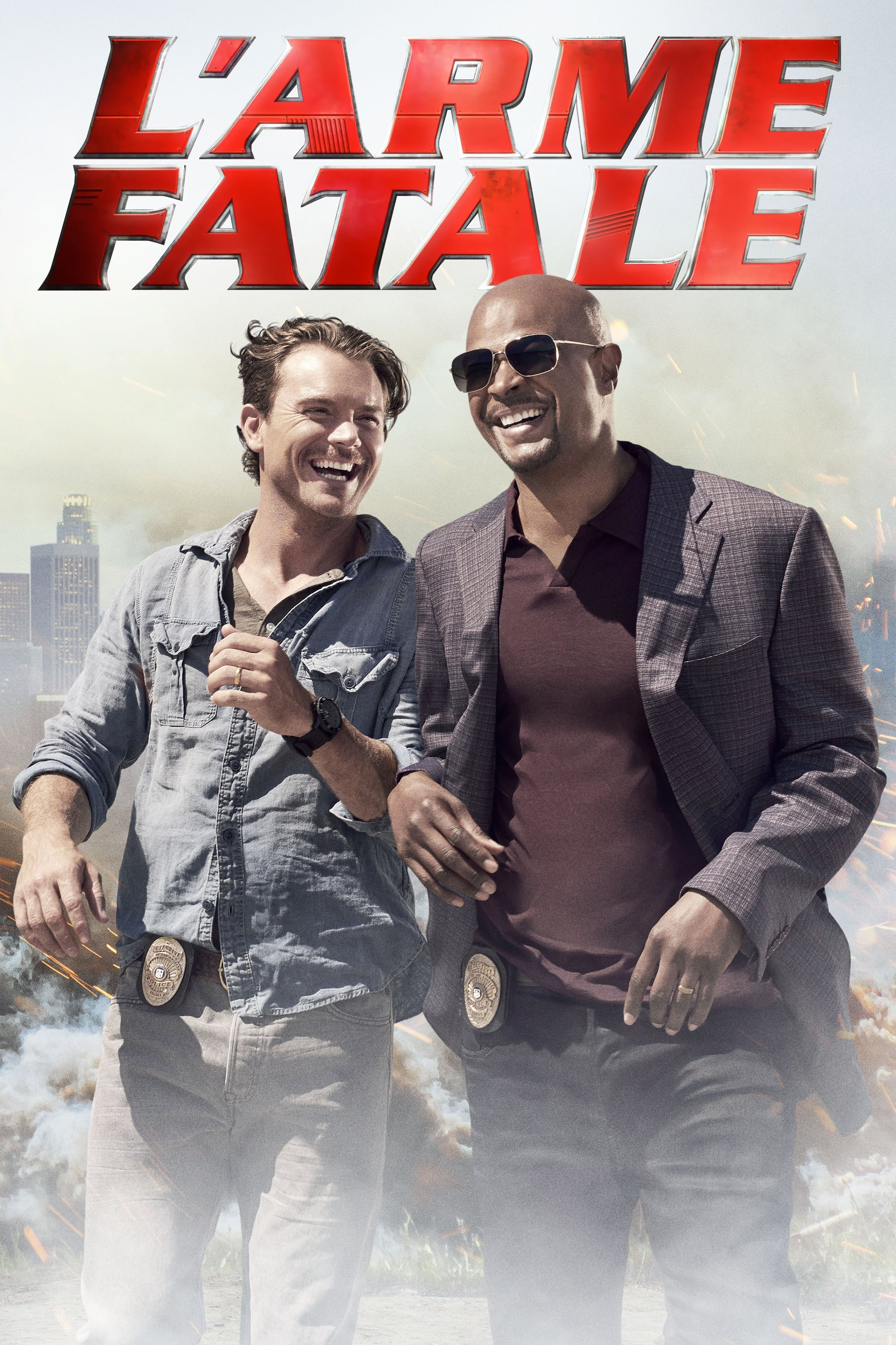 L'arme Fatale 3 Streaming : l'arme, fatale, streaming, Lethal, Weapon, (2016)