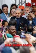 Lula sendo Solto