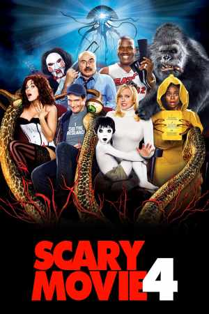 Poster Scary Movie 4 2006