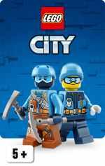 LEGO City Sky Police and Fire Brigade - Where Ravens Crow