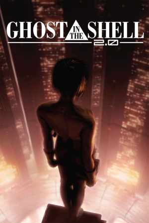 Poster Ghost in the Shell 2.0 2008