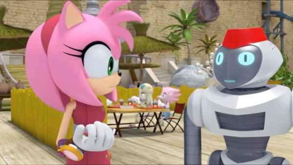 Sonic Boom Season 2 Episode 6 - Year of Clean Water
