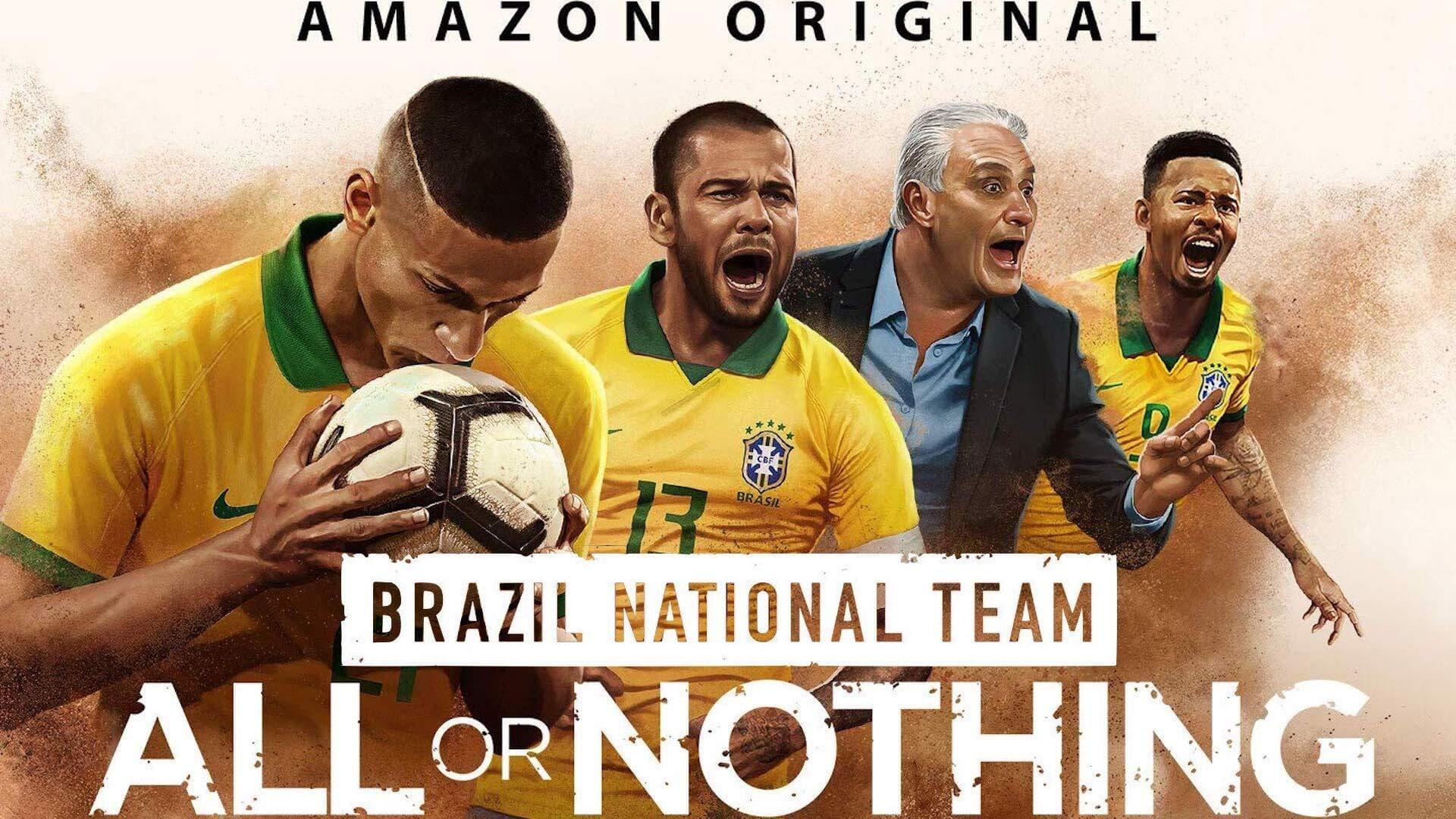Todo o Nada: Equipo Nacional de Brasil