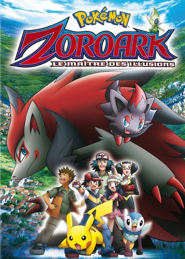 Pokémon : Zoroark, le Maître des Illusions