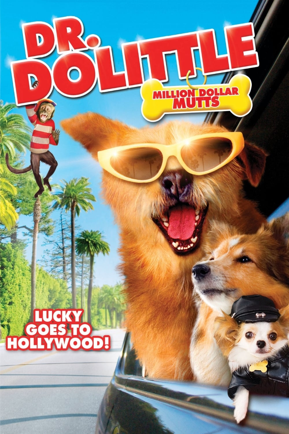 Image Dr. Dolittle: Million Dollar Mutts
