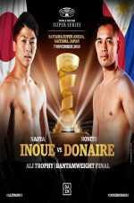 Nonito Donaire vs Naoya Inoue