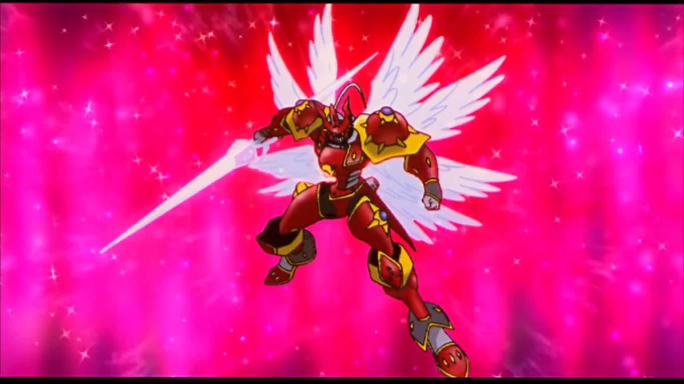 Digimon Tamers: Bousou Digimon Tokkyuu